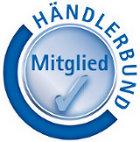 Mitglied im Händlerbund - Siegel